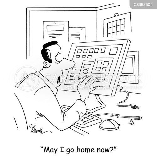 home times cartoon