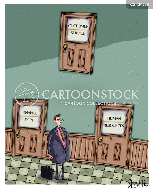 bad services cartoon