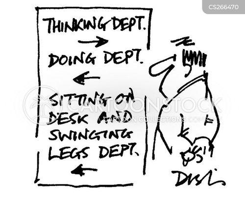 swin cartoon