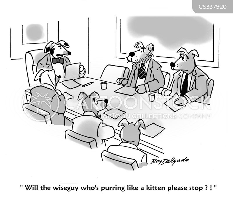 wiseguy cartoon