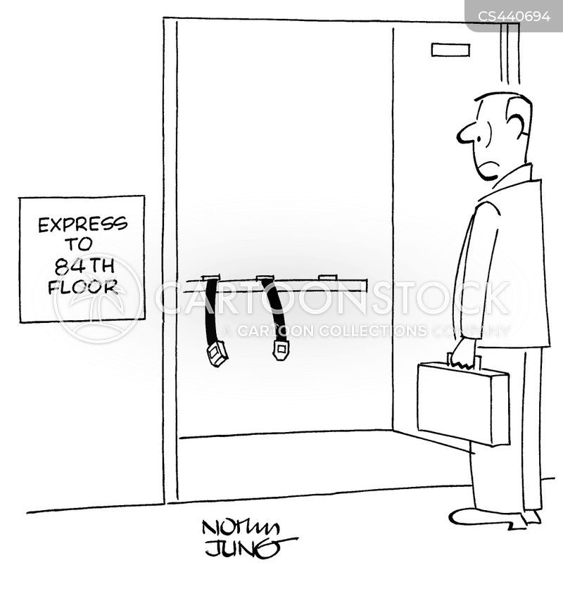 harness cartoon