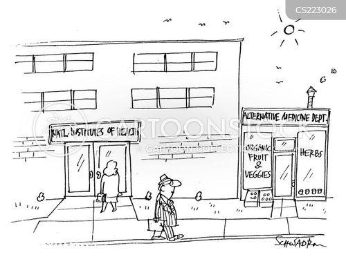 exercise programs cartoon