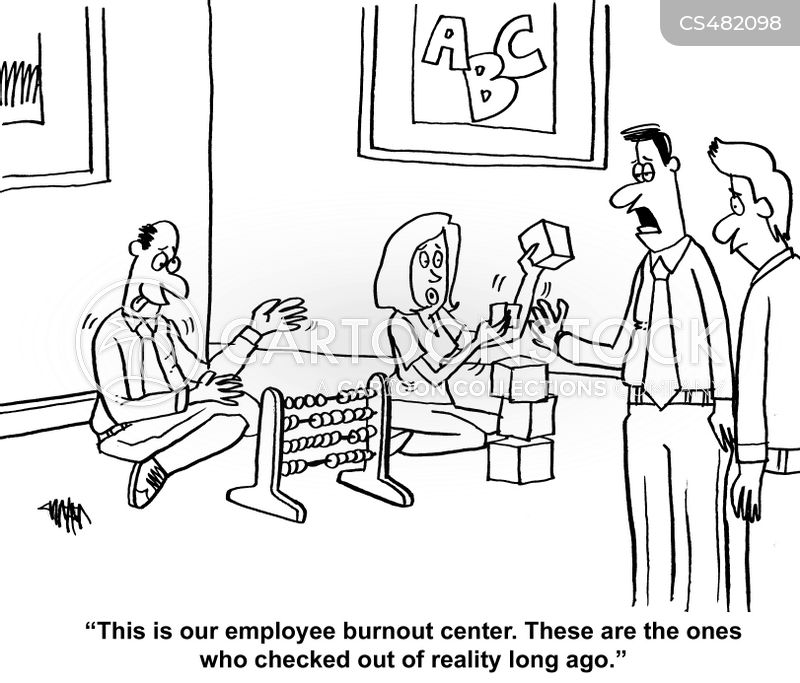 Employee Engagement Cartoons And Comics Funny Pictures From Cartoonstock