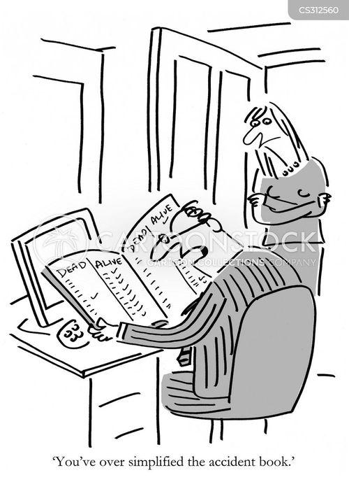 simplifications cartoon