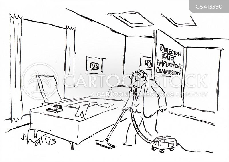employment opportunities cartoon
