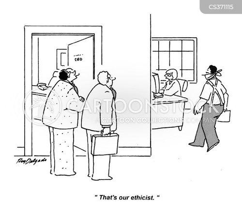 right or wrong cartoon