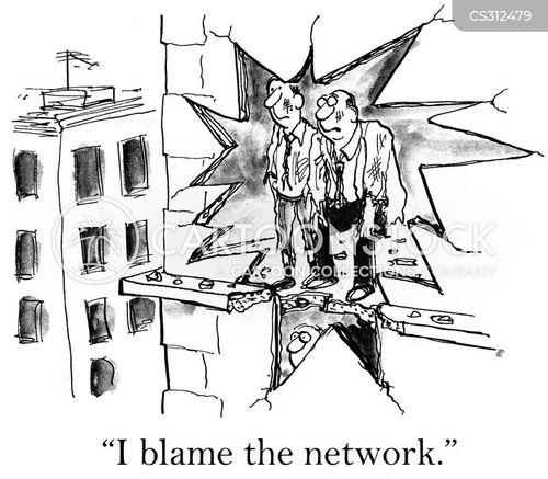 techs cartoon