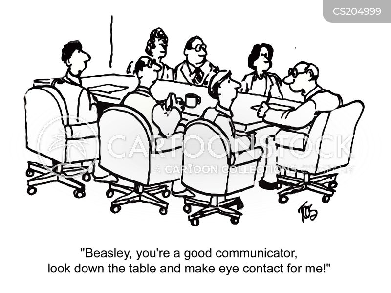 Interpersonal Skill Cartoons And Comics Funny Pictures From