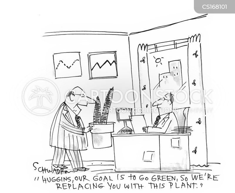 environmental policy cartoon