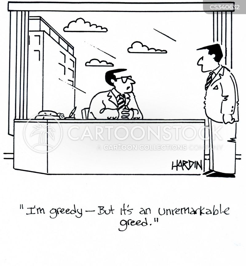 unremarkable cartoon