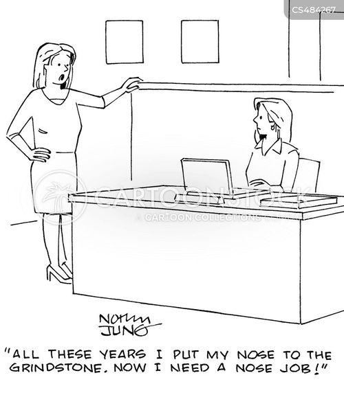 grindstones cartoon