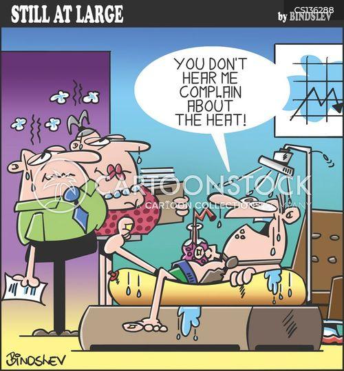 management perks cartoon