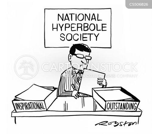 outstanding cartoon