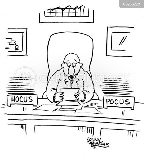 voodoo economics cartoon