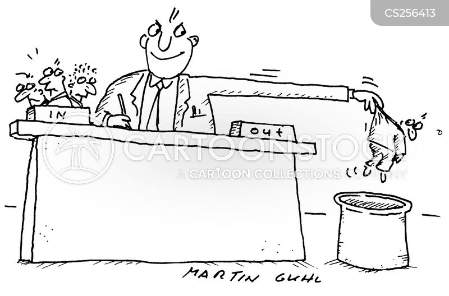 disposability cartoon