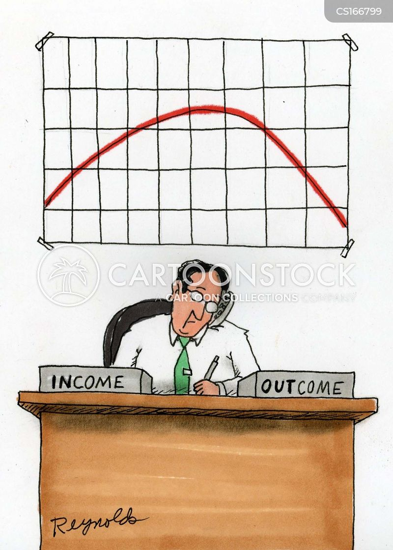 outcomes cartoon