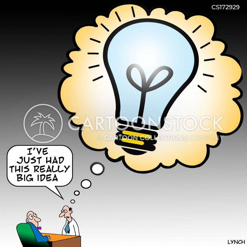 Bright Ideas cartoons, Bright Ideas cartoon, funny, Bright Ideas picture, Bright Ideas pictures, Bright Ideas image, Bright Ideas images, Bright Ideas illustration, Bright Ideas illustrations