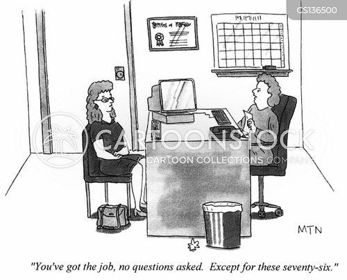 employable cartoon