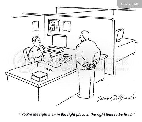wrong time cartoon