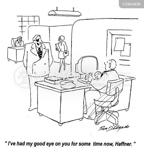 watchers cartoon