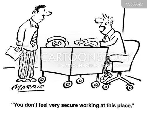 contract work cartoon