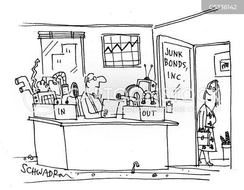 sort out cartoon