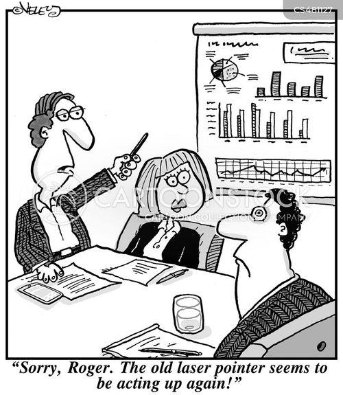 malfunctioned cartoon