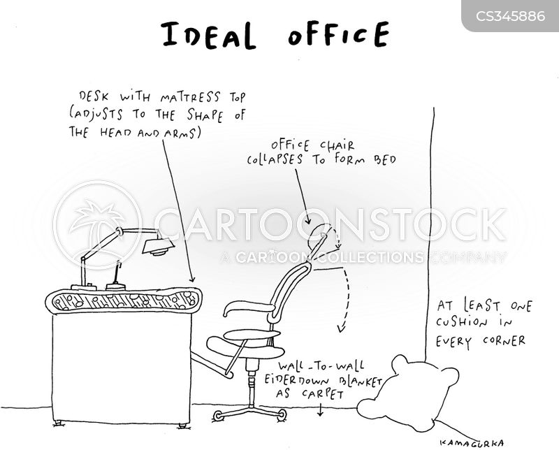 Stupendous Dream Office Cartoons And Comics Funny Pictures From Download Free Architecture Designs Scobabritishbridgeorg