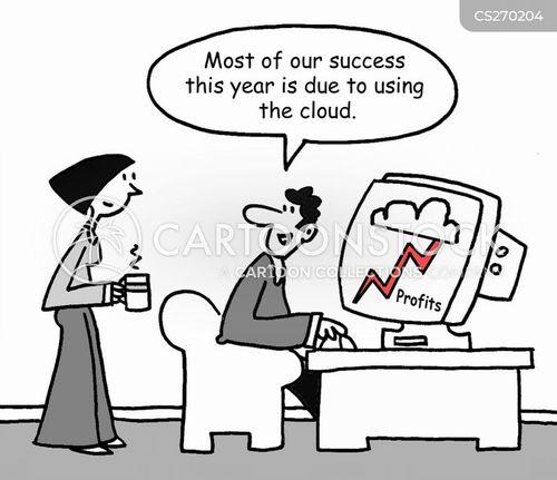 succeeded cartoon