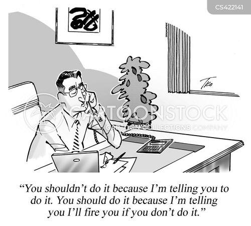 human capital cartoon