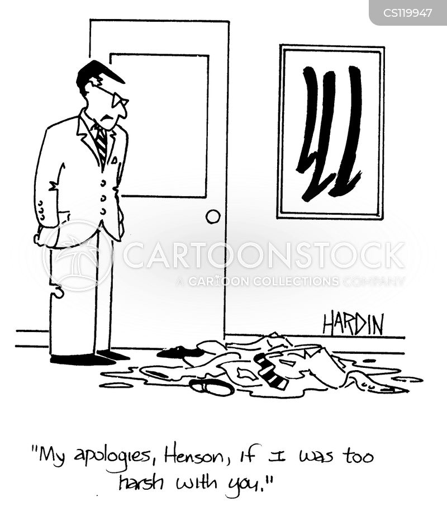 wasting away cartoon