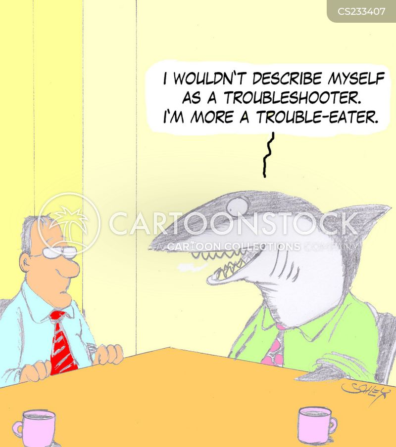 Troubleshooter Cartoons And Comics