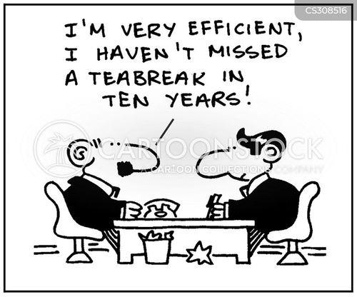 teabreak cartoon