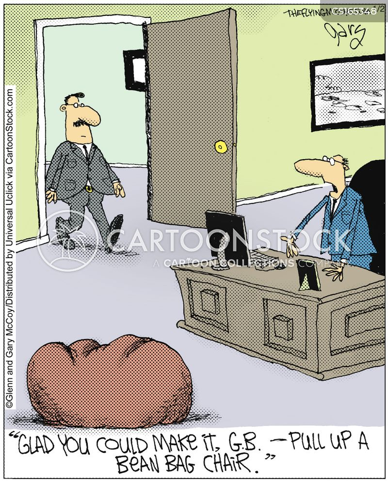 supervisor cartoon