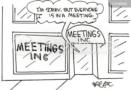 specialising cartoon