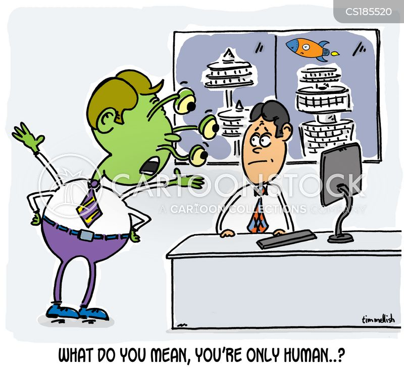 human errors cartoon