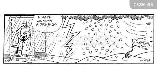 hailing cartoon