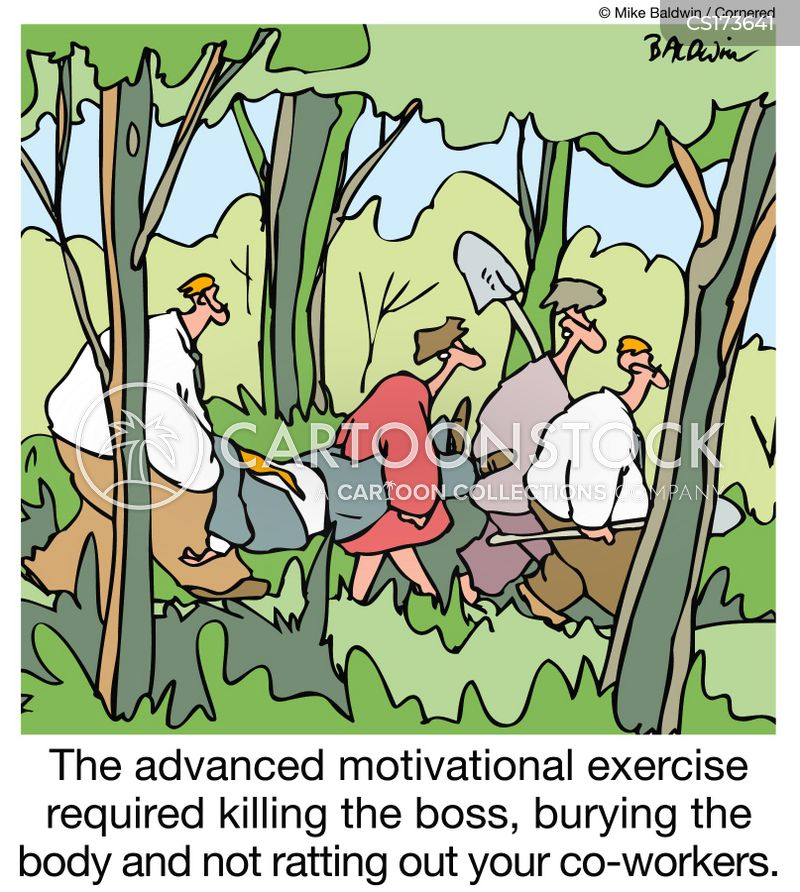 motivational exercise cartoon