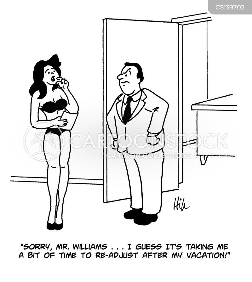 Bikini Cartoons And Comics Funny Pictures From Cartoonstock
