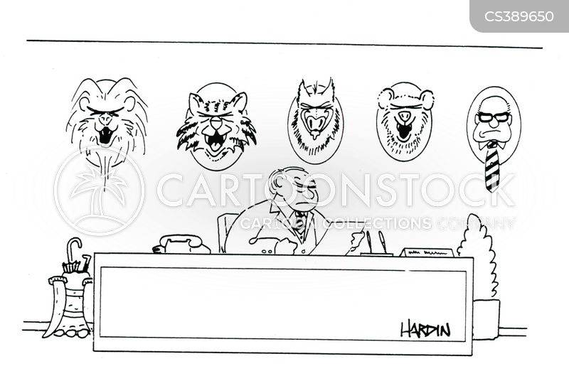 animal head cartoon