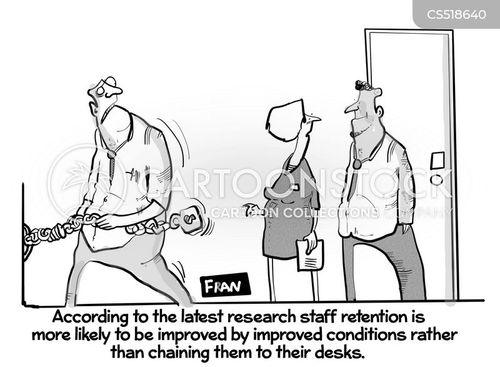 staff turnover cartoon