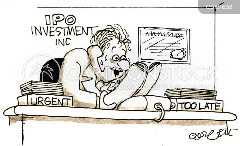 out trays cartoon