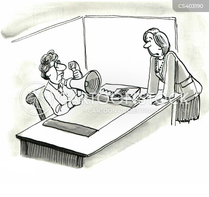 office memos cartoon