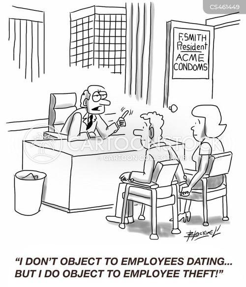 employee thefts cartoon