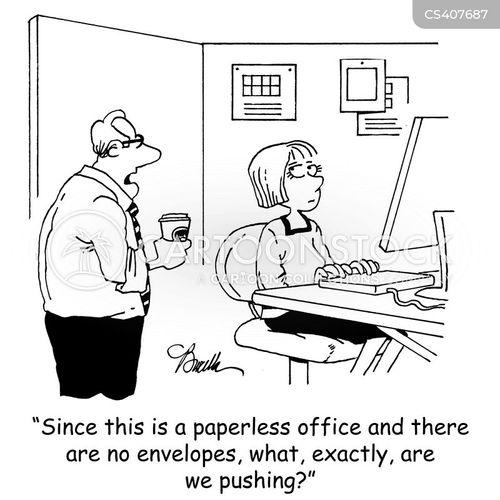envelopes cartoon