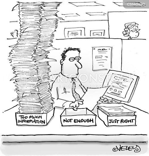 paper pushers cartoon