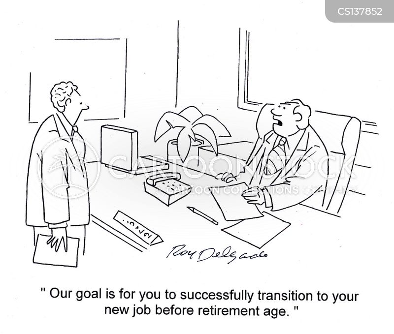 transition periods cartoon
