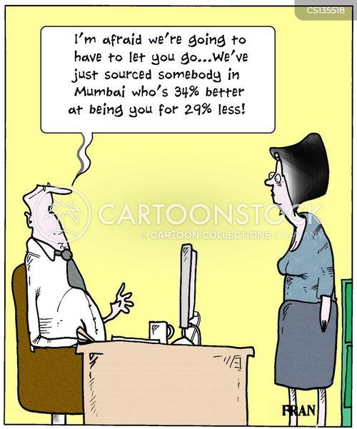 cheap labor cartoon