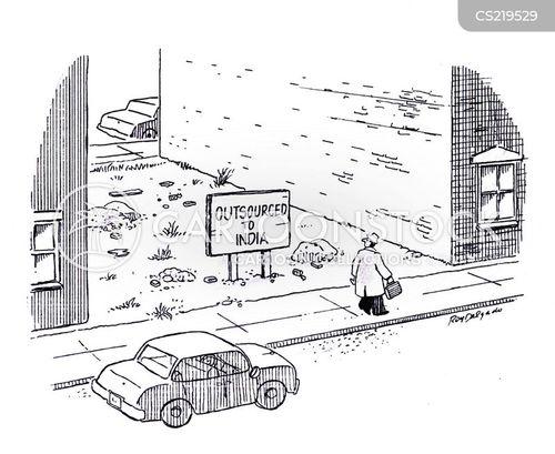 labour costs cartoon