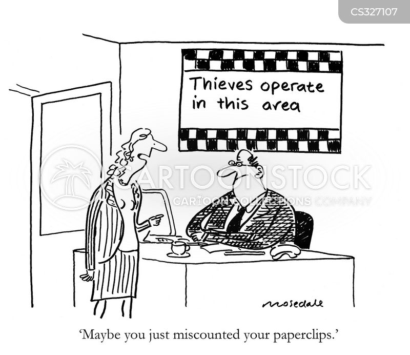 miscount cartoon